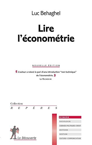 9782707173119: lire l'econometrie (n.ed.)