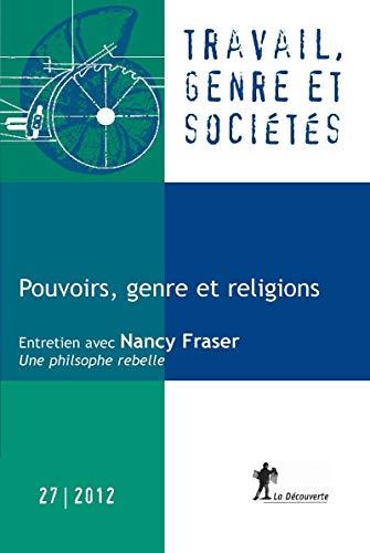 tgs 27 : pouvoirs genre et religions: Magali Della Sudda