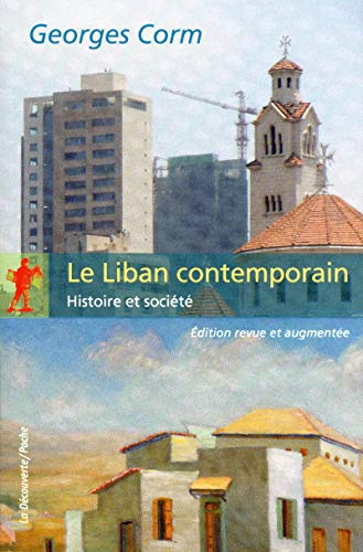 9782707173577: Le Liban contemporain