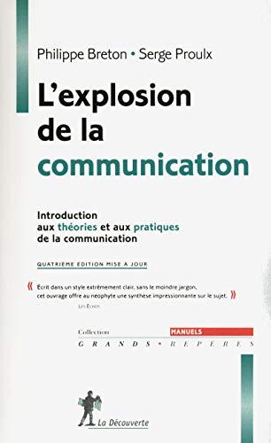 9782707173829: l'explosion de la communication 4ed