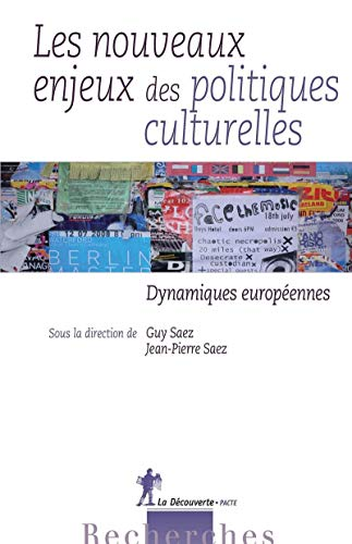 les nouveaux enjeux des politiques culturelles: Jean-Pierre Saez
