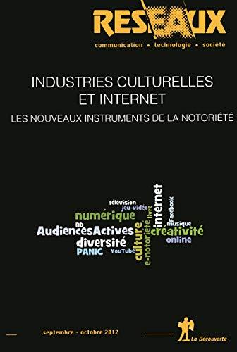 Réseaux, N° 175, septembre-oc : Industries culturelles et Internet : Les ...