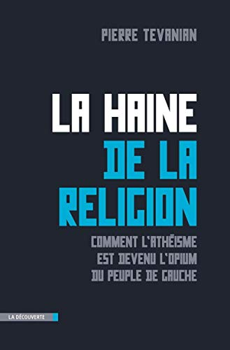 9782707175908: La haine de la religion