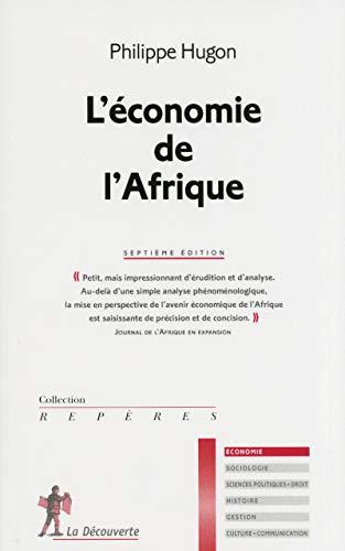 9782707176387: L'�conomie de l'Afrique