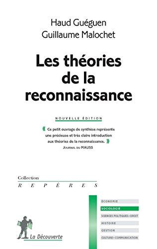 9782707178268: Les théories de la reconnaissance