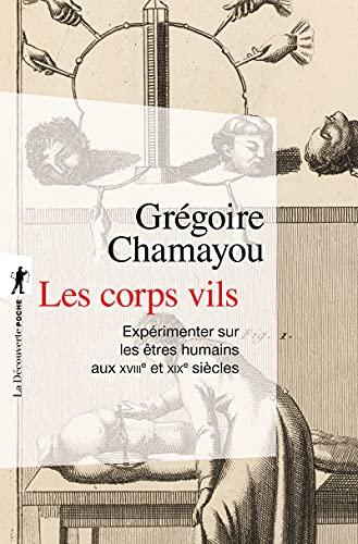 9782707178350: Les corps vils