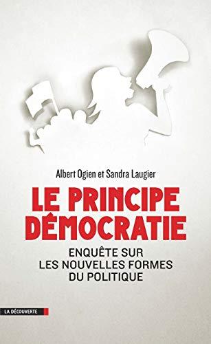 9782707178497: Le principe démocratie