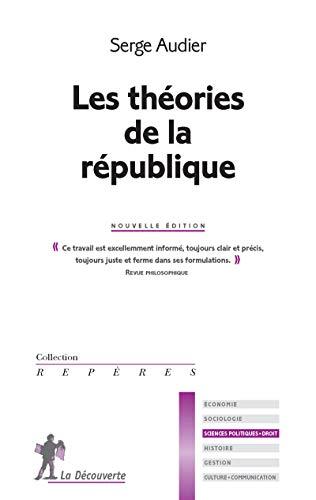 9782707178503: les théories de la république