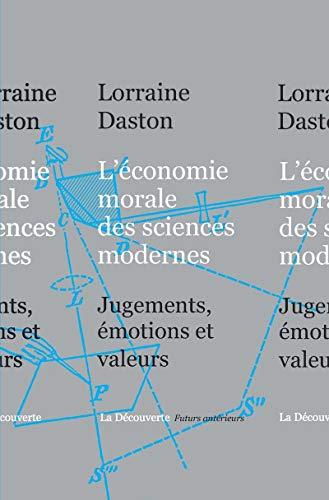 9782707182708: L'�conomie morale des sciences modernes