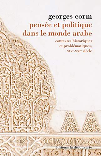 9782707182937: Pensée et politique dans le monde arabe