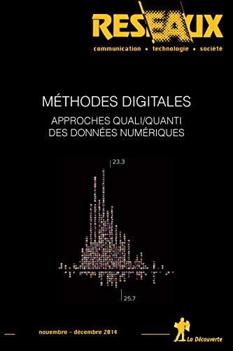 Rsx.vol32-188/2014 : analyse de donnees quantitatives et qualitatives: Revue, Reseaux