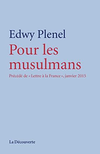 9782707183538: Pour les musulmans (French Edition)
