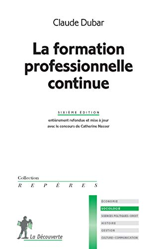 9782707186928: FORMATION PROFESSIONN CONTINUE