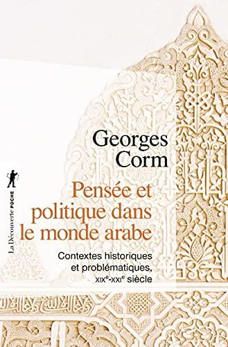 9782707192332: Pensée et politique dans le monde arabe