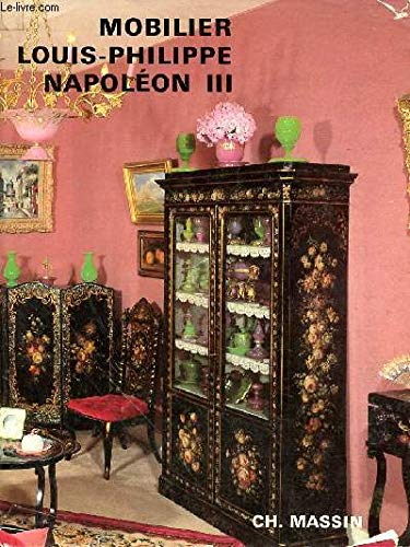 9782707200068: Mobilier Louis-Philippe, Napoleon III (French Edition)
