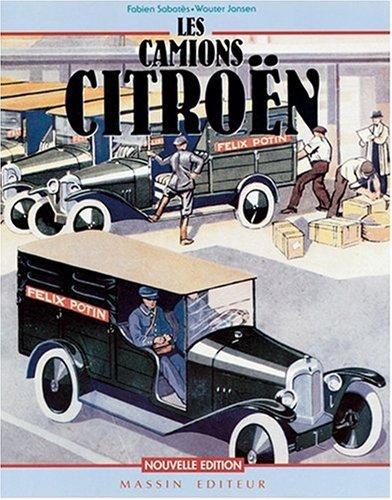 9782707201522: Les camions Citroën