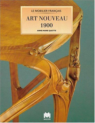 9782707202666: Art nouveau 1900