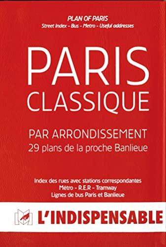 9782707202789: Paris classique et proche banlieue