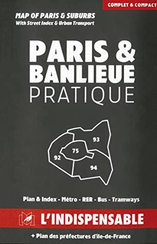 9782707202895: Atlas routiers : Paris et banlieue
