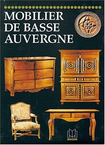 9782707202932: Mobilier de Basse-Auvergne