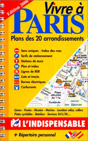 L'indispensable de paris 1997-1998