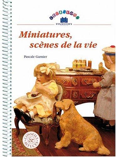 9782707203298: Miniatures, scènes de la vie