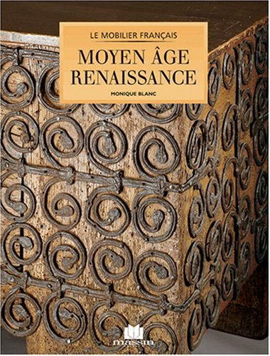 9782707203465: Mobilier moyen age - renaissance