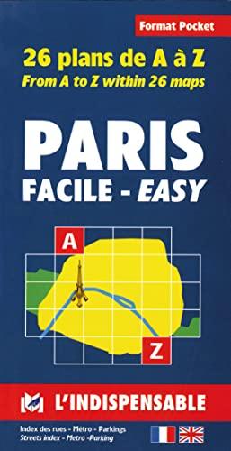 Plans De Paris: Paris Street Index and: Atlas Indispensable