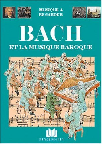 9782707203564: Bach (parution 15/10/98)