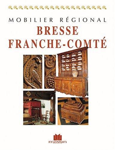 9782707203892: Mobilier régional Bresse Franche-Comté