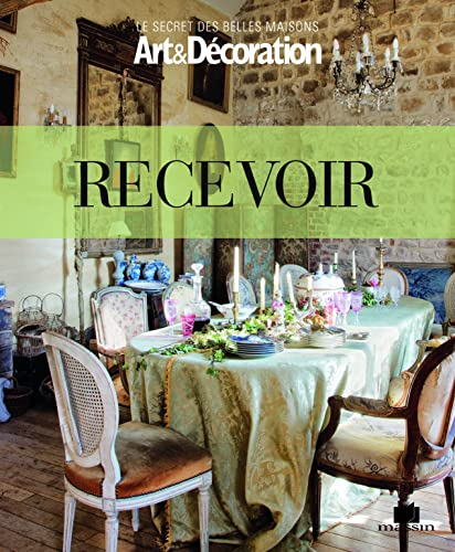 9782707207036: Recevoir (French Edition)