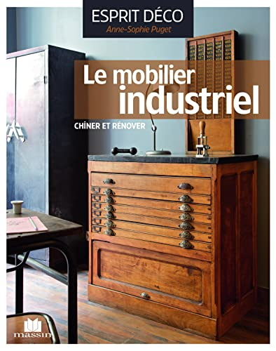 9782707207913: Récup mobilier industriel