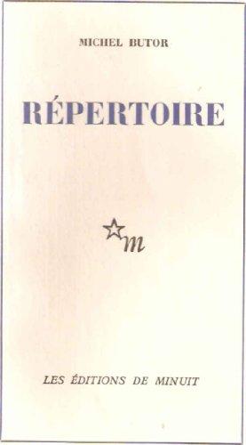 9782707300096: Répertoire IV