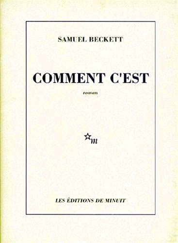 9782707300195: Comment c'Est (French Edition)