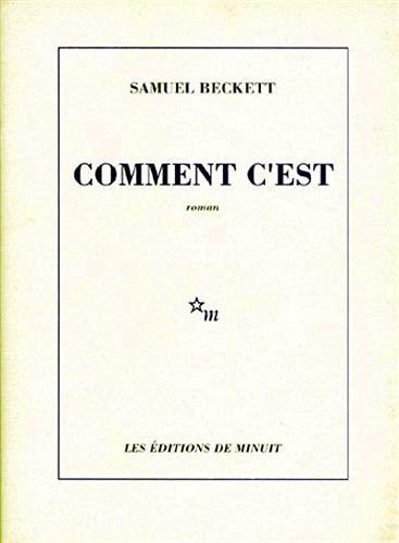 9782707300195: Comment c'Est (French Edition)