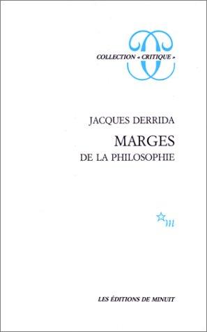 9782707300539: Marges de la philosophie