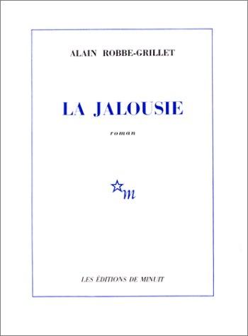 9782707300546: La jalousie (French Edition)