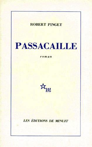 9782707300867: Passacaille