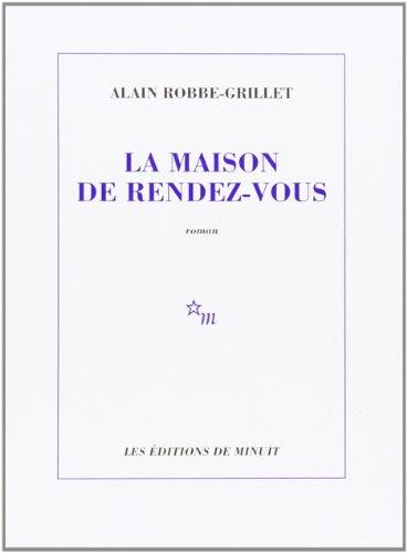 9782707301031: La Maison De Rendez-Vous (Roman)