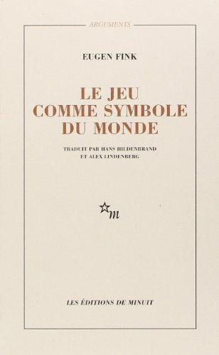 9782707301307: Le Jeu comme symbole du monde