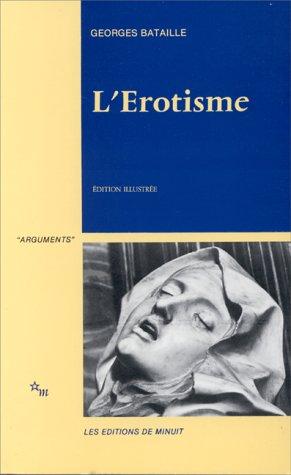 9782707302533: L'érotisme