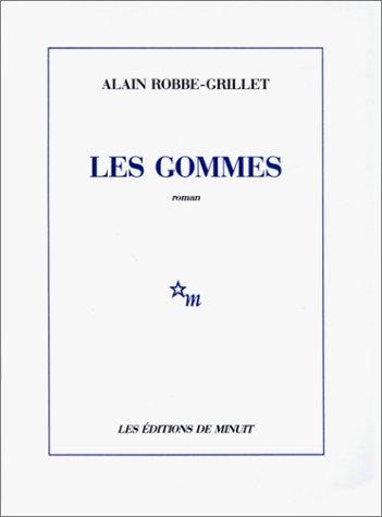 Les Gommes (ROMANS): Robbe-Grillet, Alain