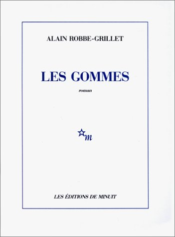 9782707302564: Les Gommes (French Edition)