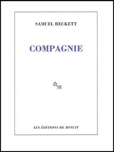 9782707302960: Compagnie (French Edition)
