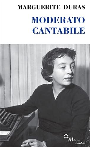 "Moderato Cantabile (Minuit ""Double"") (French Edition) (Minuit: Marguerite, Duras, Duras,"