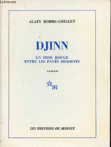 Djinn (ROMANS): Robbe-Grillet, Alain