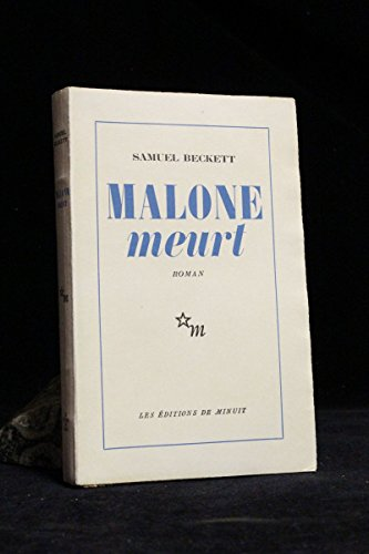 9782707303356: Rel.malone meurt