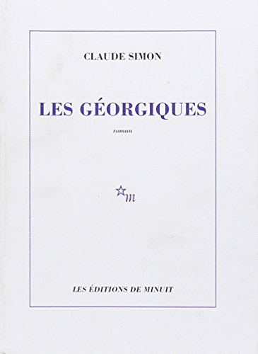 Les Georgiques (French Edition): Simon, Claude