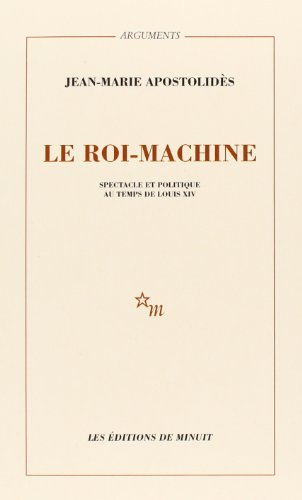 Le Roi-Machine.