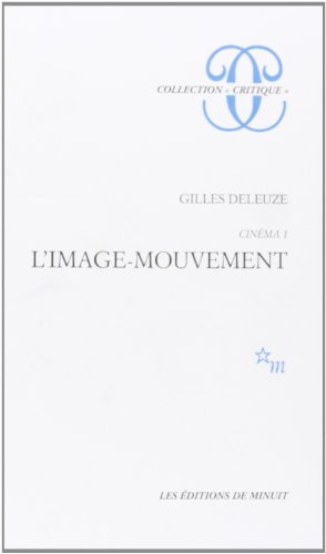 """9782707306593: L'Image Mouvement (Collection """"critique)"""